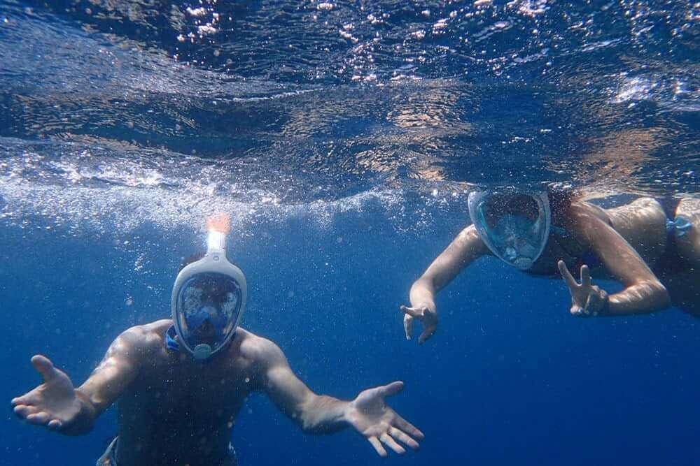 teen-snorkel