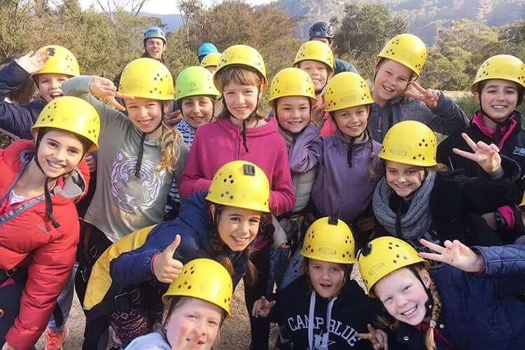 abseiling adventures for teenagers