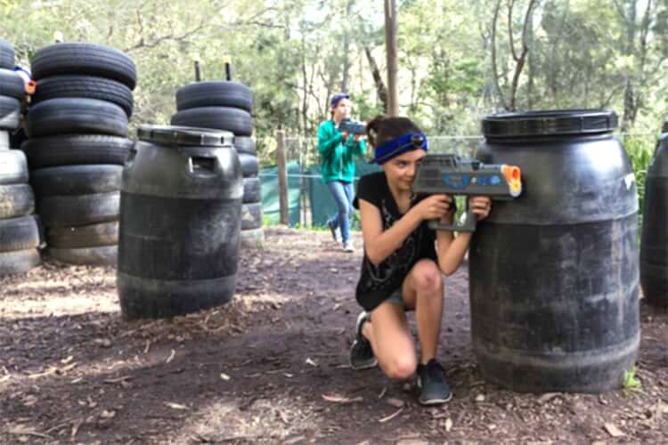 paintball for teenagers sydney