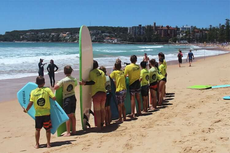 teen surf competition