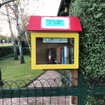 Once Upon A Book Street Library in Melbourne, East St Kilda